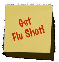 Get Flu Vaccine!